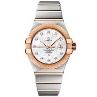 Omega constellation ladies watch goldsmiths £5,920.00