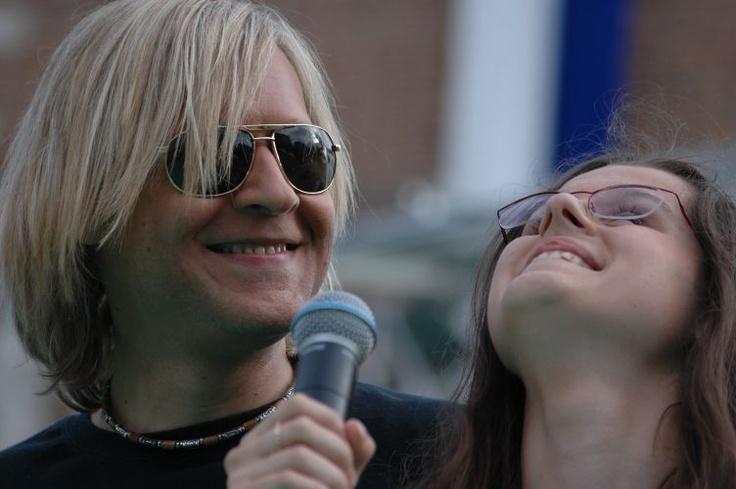 Festiwal Zaczarowanej Piosenki 2007 #zaczarowana scena: Justyna Adamska i Artur Gadowski