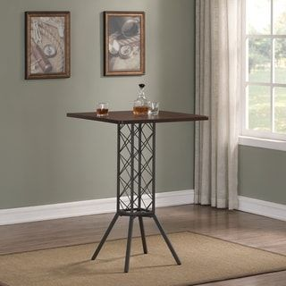 Greyson Living Truro Grey Charcoal 36-inch Counter Height Table | Overstock.com Shopping - The Best Deals on Dining Tables
