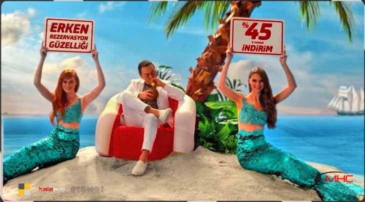 Jolly Tur Serdar Ortaç Reklam Filmi | Tatilin Güzeli