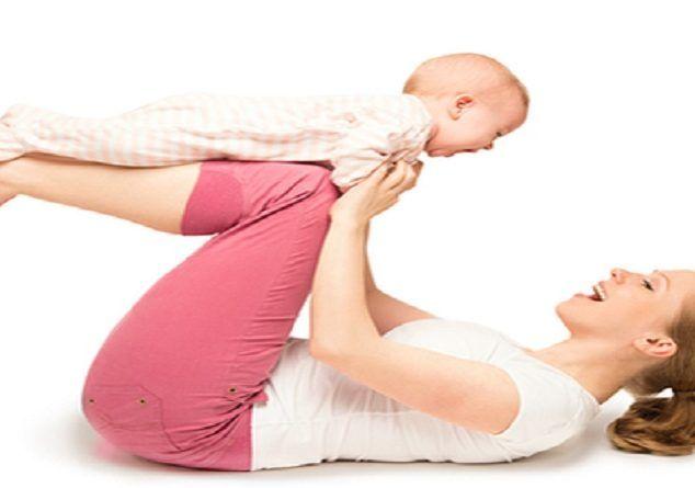 Γυμναστική για μωρά (video)