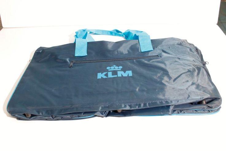 NEW KLM Shoulder bag, Duffle Bag, Dutch, Netherlands, Airline,Gym,City,Travel