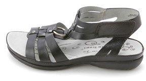 Bare Traps Baretraps Delia Womens Leather Gladiator Sandals Shoes.