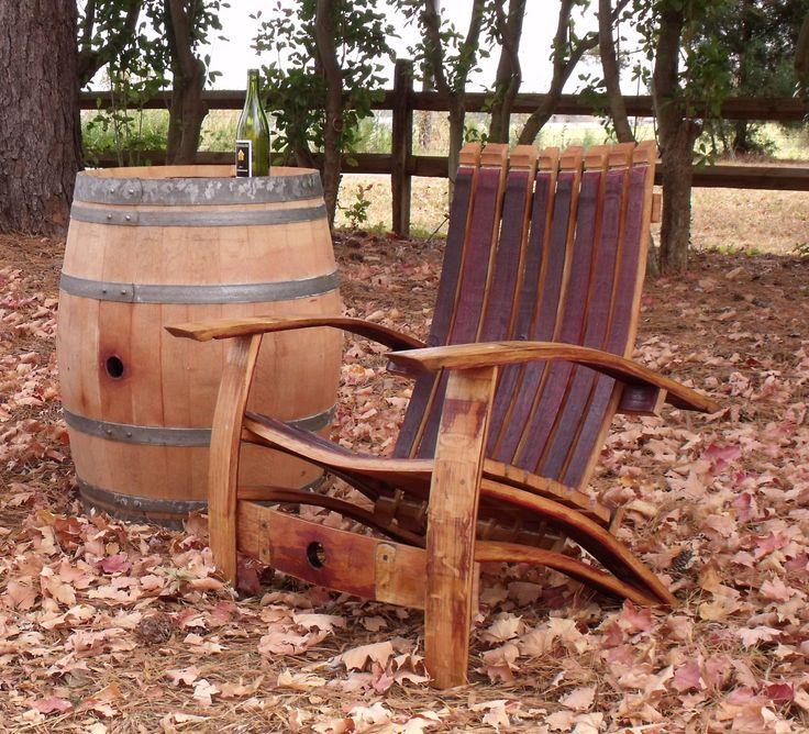 barrel rocking barrel chair chair 349 wine barrel furniture rocking ...