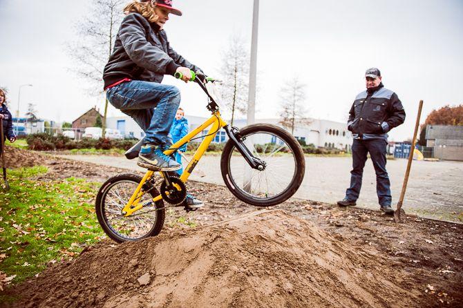 Lees hier het verhaal van Ivo, Sjors en Indy - BMX'en 2.0: http://www.ozze.nl/?p=431 #doehetzelf