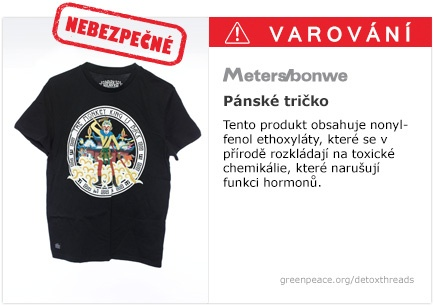 Metersbonwe tričko   #Detox #Fashion