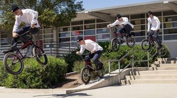 """Fit Bike Co. """"Savages"""" Featuring Ethan Corriere, Matt Nordstrom and Justin Spriet   VIDEO: http://bmxunion.com/daily/fit-bike-co-savages-bmx-video/  #BMX #BIKE #BICYCLE #style #video #savage"""