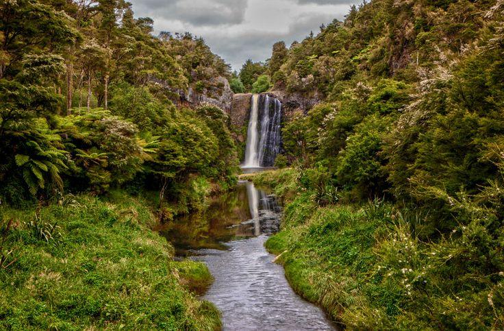 Photo Hunua Falls by Richard Kam on 500px