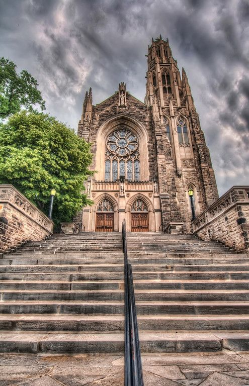 The Cathedral of Christ the King in Hamilton, Ontario