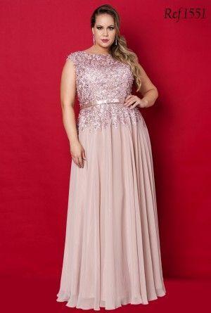 Vestidos Plus Size - Aiza Collection: