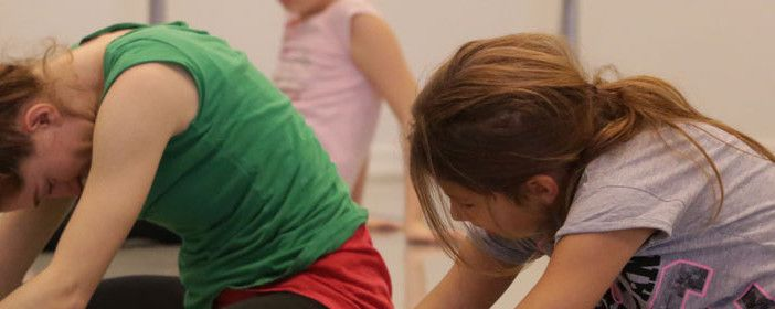 Akbank Sanat Çoçuklar İçin Yaratıcı Dans Dersleri 23 Mayıs / 30 Mayıs