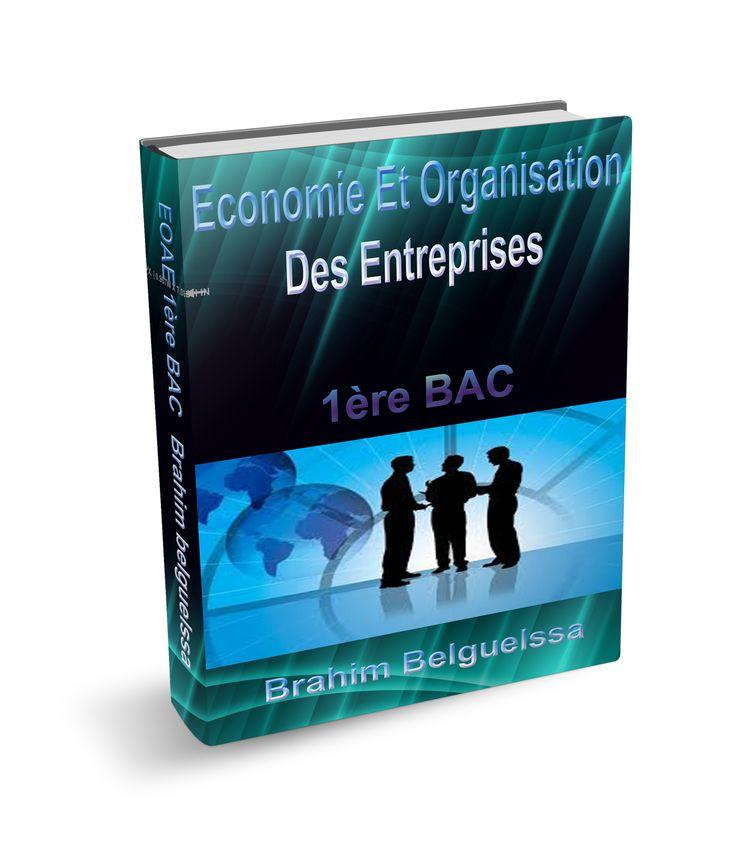 Livre Economie Et Organisation Des Entreprises Books Book Cover Cover