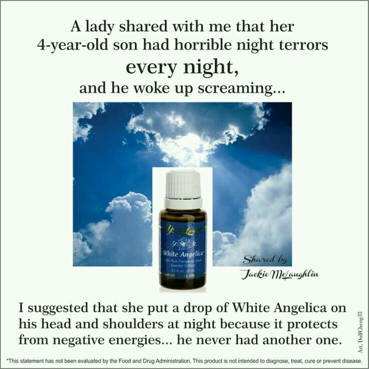 Night Terrors Natural Cure