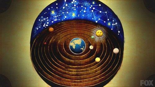El geocentrismo es la teoría astronómica que considera que la Tierra es el centro del Universo y que los distintos planetas giran a su alrededor.