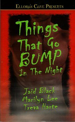 Things That Go Bump In The Night Jaid Black Bloodlust 184360647X