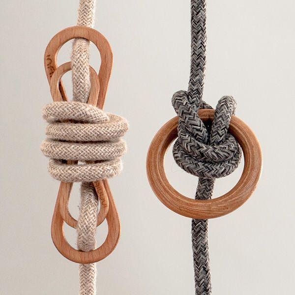 Cable électrique textile via Goodmoods