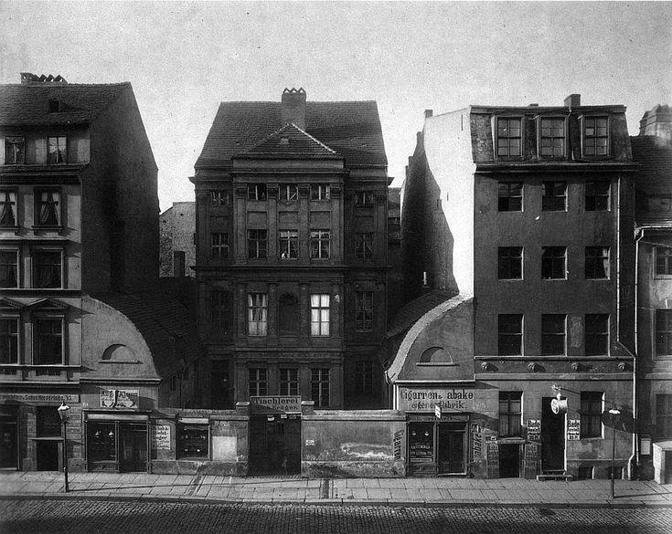 Wallstraße 72, sog. Krosigk'sches Haus