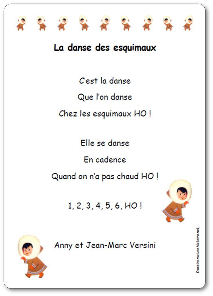 Simple à retenir et efficace, la célèbre danse des esquimaux d'Anny et Jean-Marc Versini plaira aux plus petits à coup sûr ! La danse des esquimaux est une chanson entraînante
