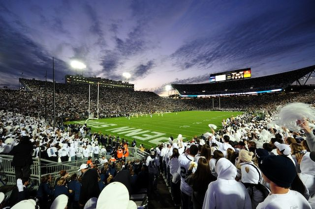 Planning to catch a Penn State game this Fall? Be sure to pack your blue and white when you stay with us at The Atherton Hotel, just a short 1.5 miles away from Beaver Stadium. Ideally situated in charming downtown State College, our hotel is walking distance from the stadium and provides convenient transportation services to guests, too. Go Nittany Lions! - The Atherton Hotel, Ascend Hotel Collection® #GoNative
