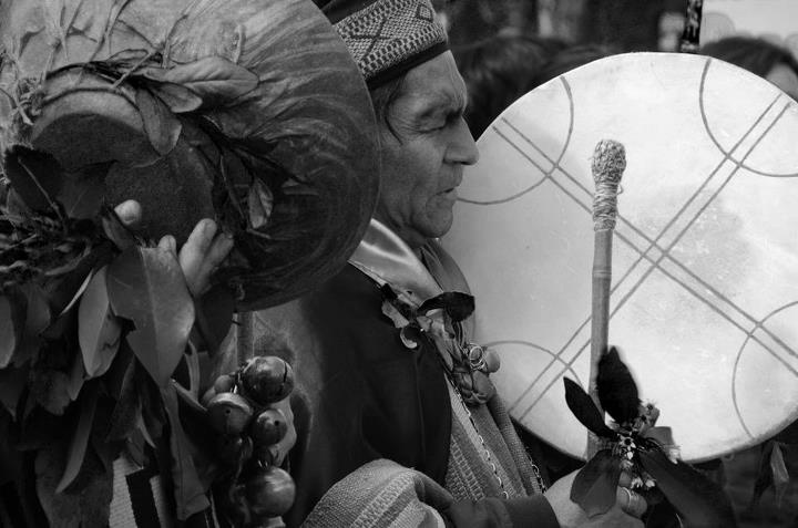 The Mapuche People.