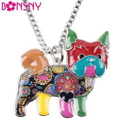 Yorkshire Terrier Fashion Necklace  SALE PRICE$24.95