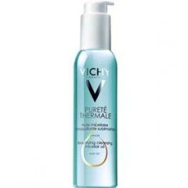 Vichy Purete Thermale Ulei micelar demachiant 125ml -   Elimina delicat chiar si machiajul waterproof (fata si ochi), impuritatile si excesul de sebum. Chiar si demachiata frumusetea piele este evidentiata.