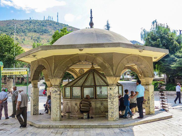 https://flic.kr/p/LFzN4x | Afyon İmaret Camii Şadırvanı…