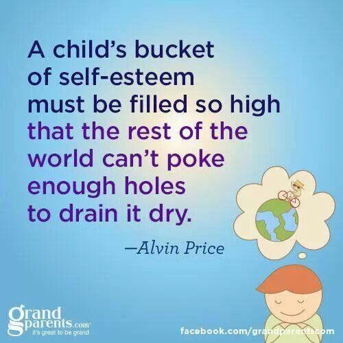Self esteem - love this quote!