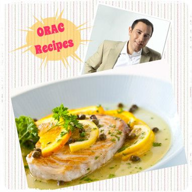 Ψάρι με λεμόνι, ρίγανη και σκόρδο - Συνταγές - Tlife.gr