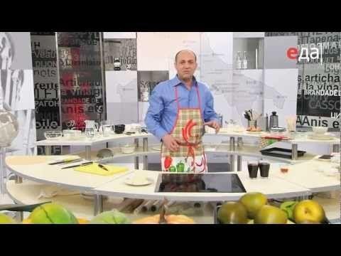 Итальянские десерты: тирамису, панна-котта, сабайон, шоколадная колбаса