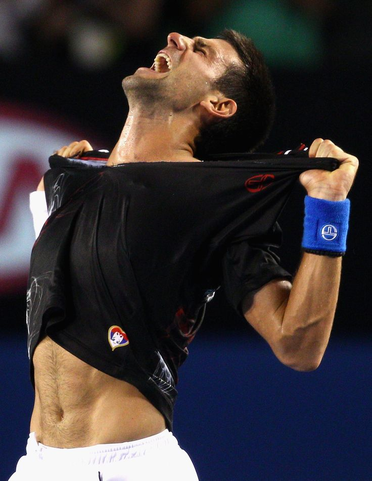 Novak Djokovic - Australian Open - 2012
