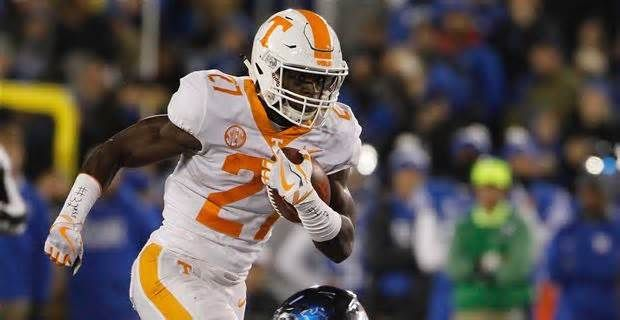 Vols come alive on offense, but still trail 'Cats at half (Want the latest scoop on Tennessee football and basketball ... The Vols converted on third-and-long on that drive, only to have it wiped out by an illegal formation penalty because right tackle Brett Kendrick didn't line up on the line of scrimmage.