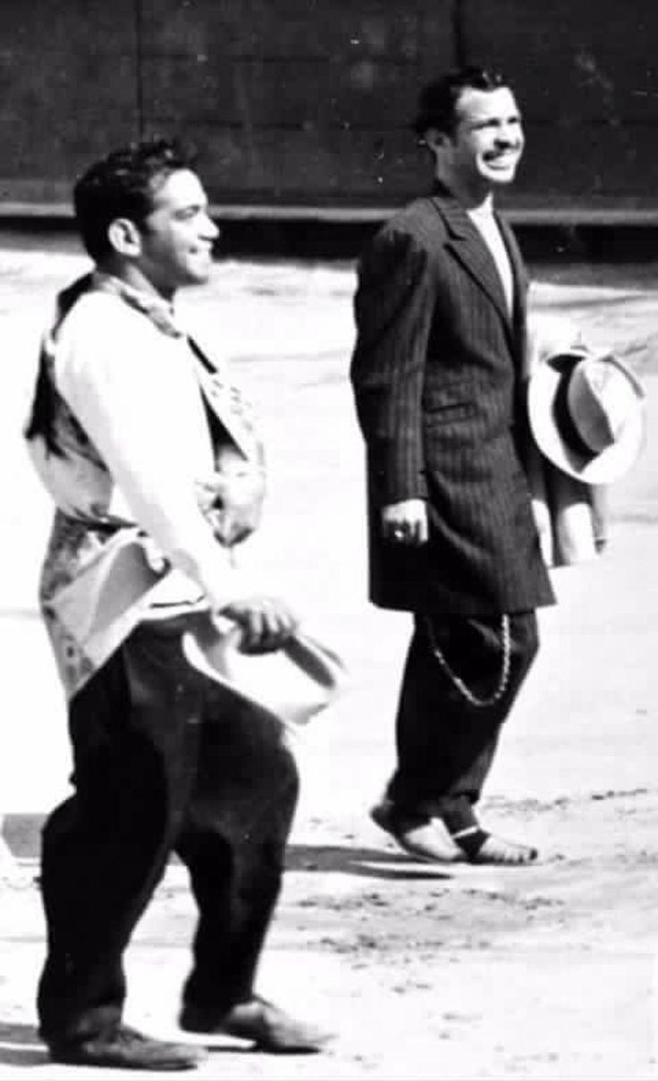 Cantinflas y Tin Tan, dos grandes del Cine Mexicano