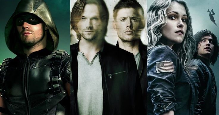 'Arrow', 'The 100', 'Flash', 'Supernatural' & More Renewed at The CW -- The CW has issued renewals for all 11 of its shows for the 2016-2017 season, including 'Vampire Diaries' and 'Reign'. -- http://movieweb.com/cw-tv-renewals-arrow-flash-100-supernatural/