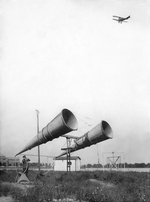 Dec. 4, 1921: Keeping track of an airplane's position was a...