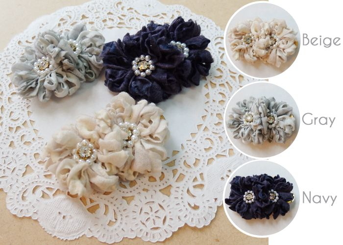 KiraKira Hair clip's  are available with its  alluring multi color designs plus with it's really cute features with pearls and diamonds on it, and these clips will look super cute on you.