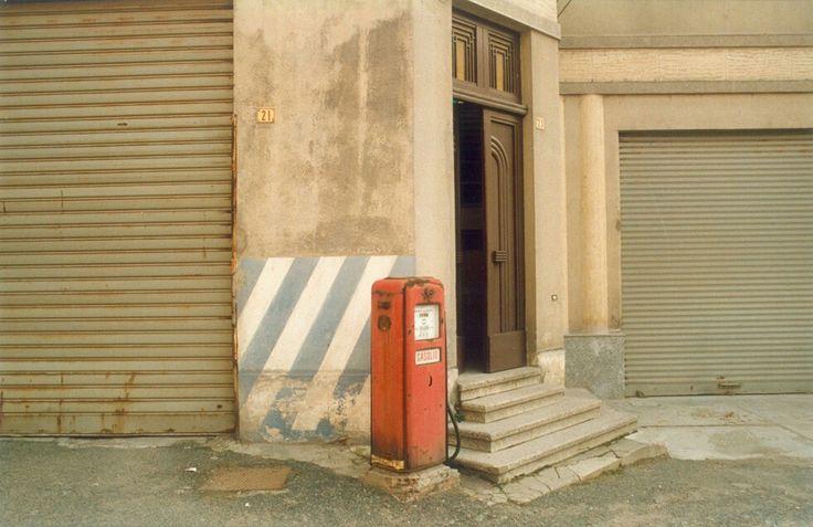 Santo Stefano Belbo, Cuneo (Viaggio in Italia, Luigi Ghirri)
