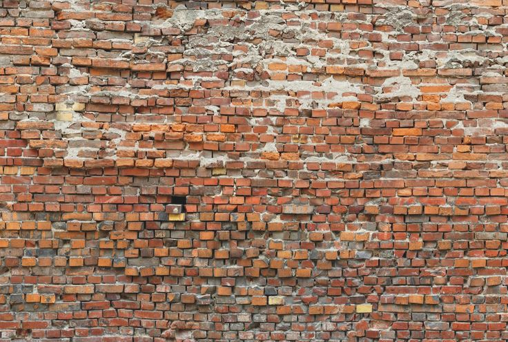 "Fototapete ""Bricklane"" von Komar."