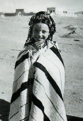 Petite fille berbère