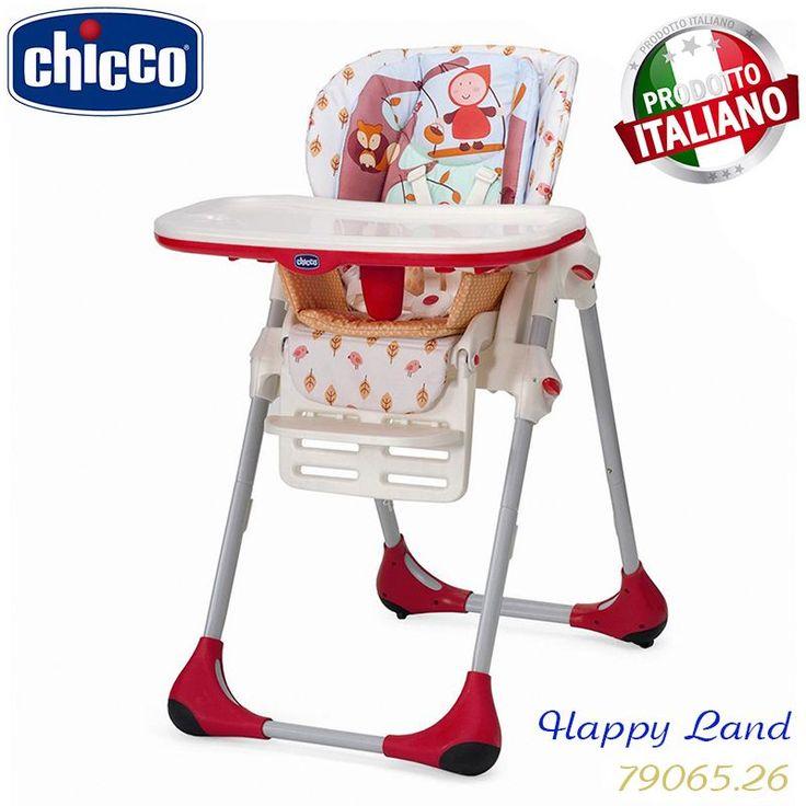 Стульчик для кормления Chicco Polly 2в1 Happy Land  Цена: 2550 UAH  Артикул: 79065.26  Высокий стульчик для кормления незаменимая вещь для ребенка, чтобы сидеть вместе с мамой и папой за обеденным столом и всегда находится в поле зрения.  Подробнее о товаре на нашем сайте: https://prokids.pro/catalog/detskaya_mebel/stulchiki_dlya_kormleniya/stulchik_dlya_kormleniya_chicco_polly_2v1_happy_land/