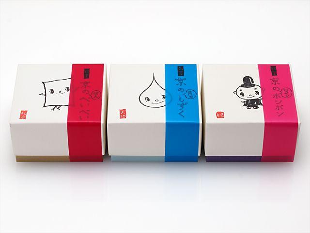 銀鶴堂 - パッケージ デザイン - Osanai design studio