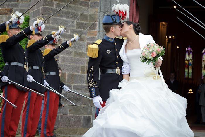 ESM Saint Cyr - mariage