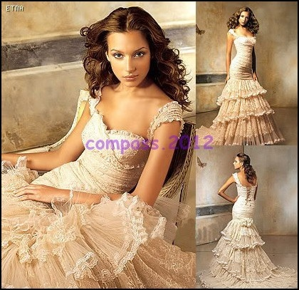 Bridal wedding dresses prom gowns and dress prom on pinterest