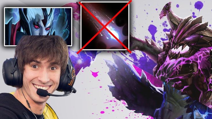 Dendi EZ Stun Dodge [Outworld Devourer] Dota 2