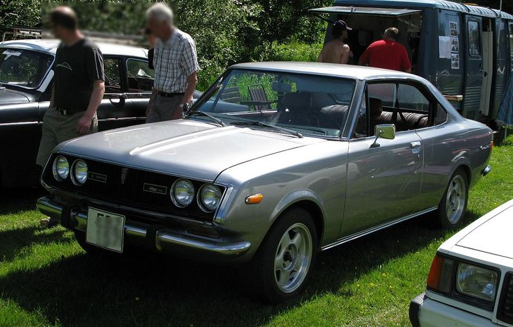1971 Toyota Corona Mk Ii Coupejpg picture
