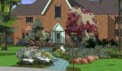 Google SketchUp un programa para diseñar jardines en 3D ~ Jardinería y Paisajismo. (paisajismo sostenible)