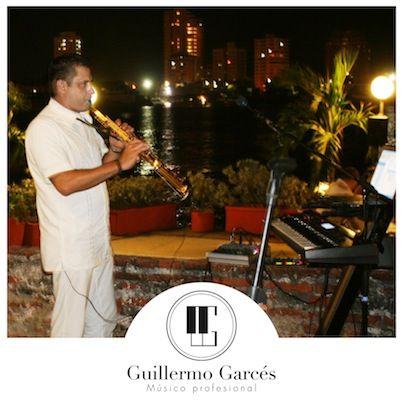 Tocando en Cartagena