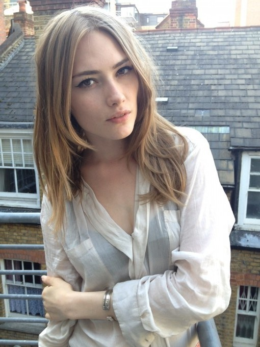 Sif Agustsdottir Icelandic Fashion Model Dior Homme