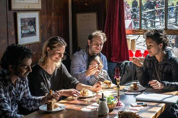 Amsterdam Jordaan District Food Walking Tour 2018