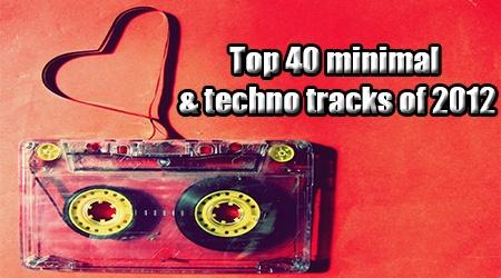 "Top 40 Techno/Minimal Tracks για το 2012    Έφυγε λοιπόν το 2012, και μαζί του οι όμορφες και οι άσχημες στιγμές. Και τι δεν ακούσαμε κατά τη διάρκεια αυτής της χρονιάς. Από υπέροχες μουσικές όλων των ειδών, μέχρι θεωρίες συνωμοσίας, καταστροφολογίες αλλά και εκτρώματα των γνωστών, άγνωστων, ατάλαντων, κατασκευασμένων ""τραγουδιστών""..."
